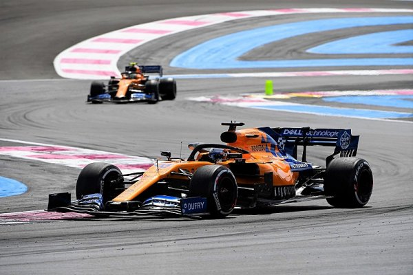 McLaren má výjimku jistou