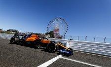 McLaren má čtvrtý nejrychlejší vůz