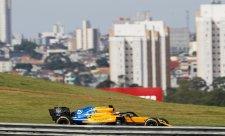 McLaren si potřebuje udržet pokoru