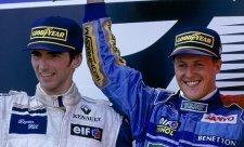 Blundell a Toet nevěří, že Schumacher podváděl