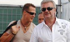 Weber a Ecclestone se pohněvali