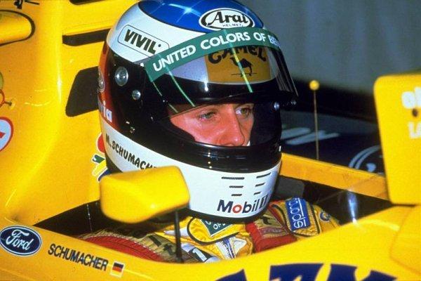 Uvěznění Gachota otevřelo Schumacherovi cestu do F1