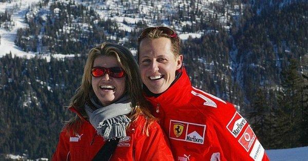 Schumacherova rodina přerušila mlčení