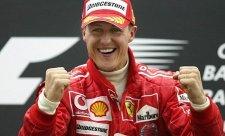 Dostihne někdy Hamilton rekordmana Schumachera?