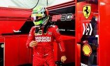 Schumacher do F1 jedině jako hotový jezdec