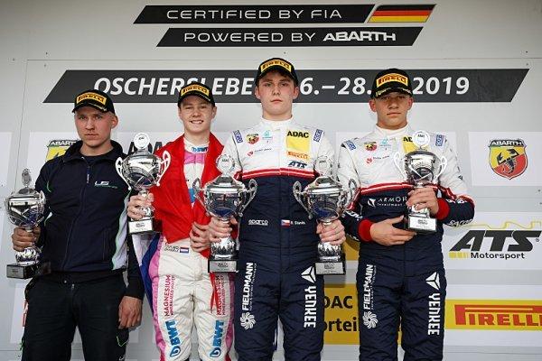 Senzační triumf mladého českého závodníka