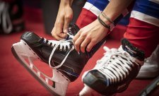 Lance Stroll oblékl hokejový dres Montréalu Canadiens