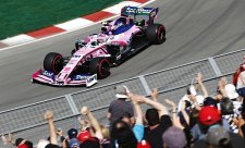 Racing Point se může rychle přejmenovat