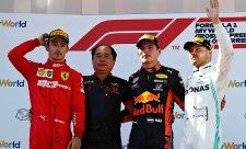 Red Bull slavil šedesáté vítězství ve velké ceně