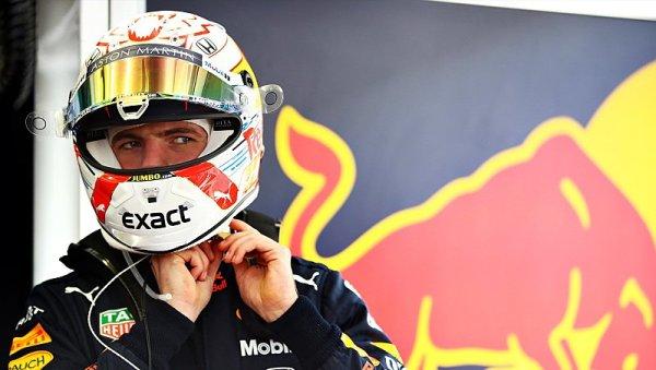 Verstappenova přilba už není značky Arai