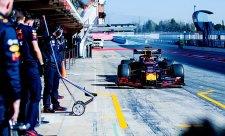 Red Bull bude letos vyhrávat závody