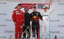 Verstappen, Leclerc, Norris – a hranice padne!