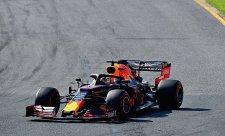 Red Bull prý v Baku dostane 20 nových koní