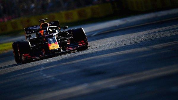 Verstappenovi se nezdálo nastavení vozu