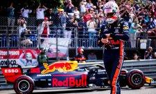 Verstappen dostal nečekaně mírný trest