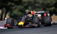 Verstappen si poprvé stěžoval na Hondu