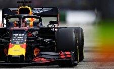 Verstappenovi vysadil uprostřed kvalifikace motor