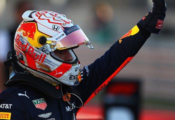 Hamilton pořádně nadzvedl Verstappena
