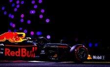 Red Bull je s vývojem ve dvoutýdenním předstihu