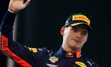 Verstappen má pro sportovní komisaře pochopení