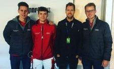 Bratr Sebastiana Vettela podepsal s Mercedesem
