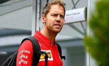 Vettel už není u Ferrari číslo 1
