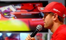 Vettel s Racing Pointem pouze pokecal