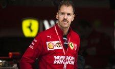 Vettel zabránil požáru Albonova auta