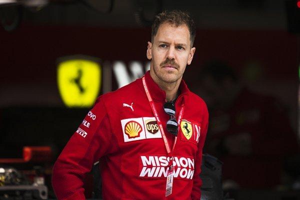 Vettelovi nejde o zanechání stopy