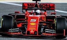 Vettelovy oslnivé výkony převažují nad slabými závody