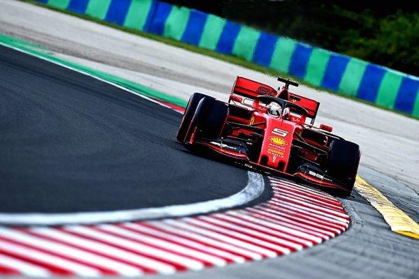 Vettel podle Binotta neztrácí motivaci