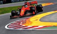 Ferrari by se chtělo odvolat