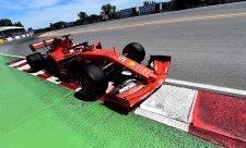Ferrari žádá o přezkoumání případu Vettel