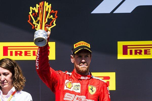 Veteráni se zastávají Vettela