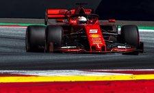 Mechanici netušili, že Vettel přijíždí