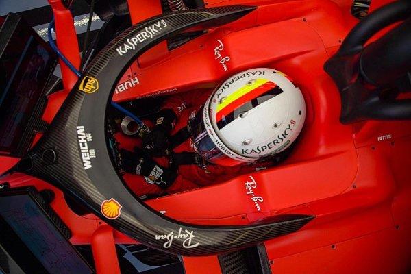 Vettel prostě nedokázal zrychlit