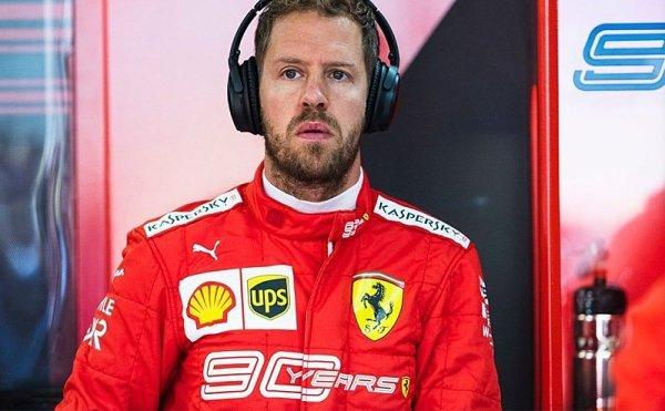 Vettel dal před kolizí na chybný dojem