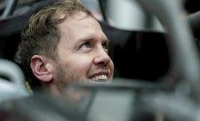 Vettel se z rodinných důvodů opozdil