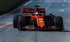 Vettel vsadil všechno na jednu kartu