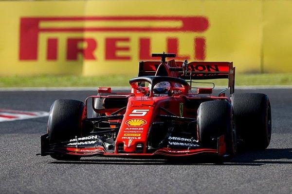 Vettel ulil start v toleranci