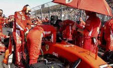 Ferrari se kamsi poděl přítlak