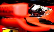 Vettel v Barceloně havaroval