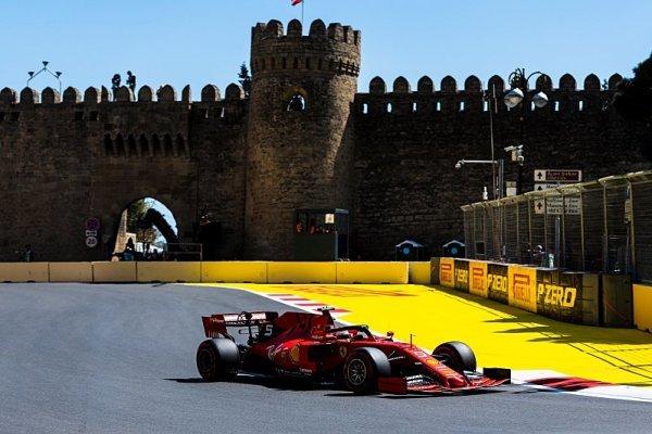 Ferrari má dobrý vůz, neumí jej využít