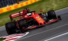 Jezdci Ferrari mají nové turbo a MGU-H