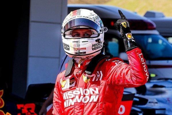 Vettel zajel neuvěřitelné kolo