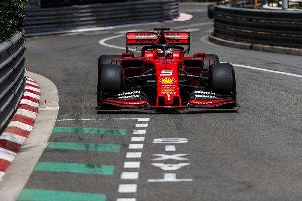 Ferrari nemění koncept předního křídla