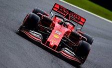 Na suchu kralovalo Ferrari