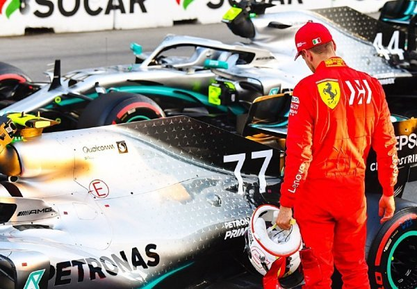 Jak Mercedes přechytračil Ferrari
