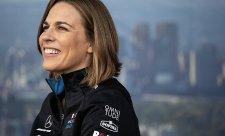 Méně závodů, vyšší poptávka, radí Williamsová