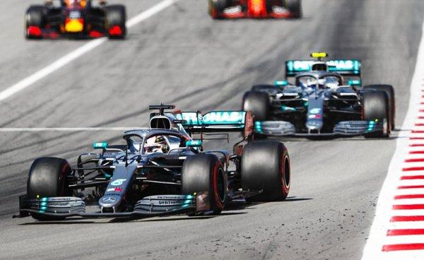 Formule 1 bude stále více elektrická